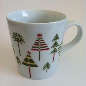 Crate And Barrel Julia Rothman Holiday Coffee Mug